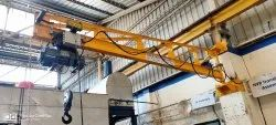 Wall Mounted Jib Crane 500 Kgs