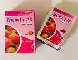 Zhewitra 20 Oral jelly