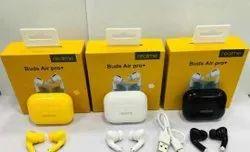 Realme Buds Air, Headphone Jack: Wireless