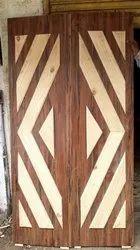 Shree Aadeshwar Depend on choice Lminate designer door, For Villas, Size/Dimension: 39.80