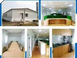 Prefabricated Site Office