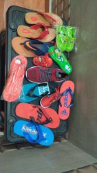 Black Gents Footwear