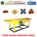 Paving Block Vibrating Table