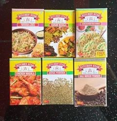 Chicken masala, Packaging Size: 50 g, Packaging Type: Box