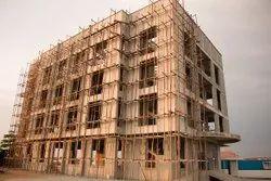 Hospital Building Construction Work