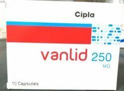 Vanlid 250 Mg Capsules