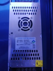 SMPS POWER SUPPLY 60 A