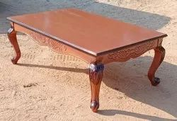 Solid Wood Centre Table