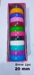 Round Multicolor BMW 20mm