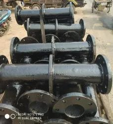 CAST IRON PUDDLE PIPE, Size: 100 Mm