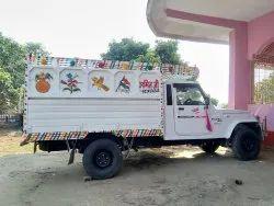 Goods Transportation Services, Bolero Pickup