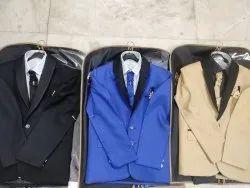 Party Blue Mens Coats Suits