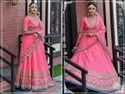 Heavy embroidery work Bridal Lehenga Choli