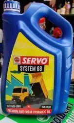 Anti-Wear Hydraulic oil Servo System 68