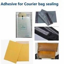 Hotmelt Adhesive Glue for Courier Bags Grade ER-677 make Lushan
