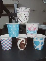 75/ 85 ml paper cups, Packet Size: 40