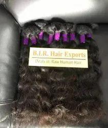 Remy Bulk Raw Hair