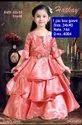 4084 Kids Party Wear Gown