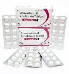 Rosuvastatin Fenofibrate Tablet