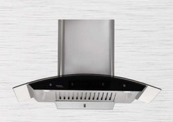 Hindware Baffle Cleo 90 Kitchen Chimney, Suction Capacity(m3/hr): 1200