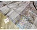 Tussar Gicha Madhubani 2 pc Suit Materials