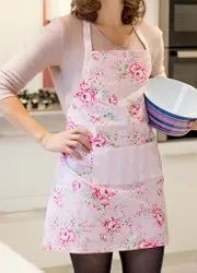 Cotton White Aprons, For Kitchen