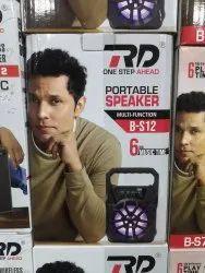 RD B-S12 Bluetooth Speaker