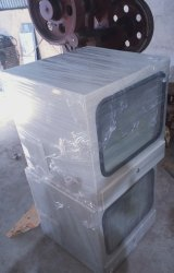 Steel Rectangular Electrical Panel Box