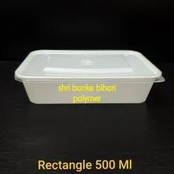 Rectangle Food Packing Tray