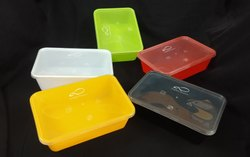 Colour Food container 750ml