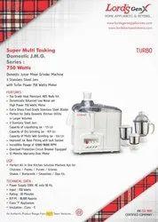 Turbo Power Juicer Mixer Grinder