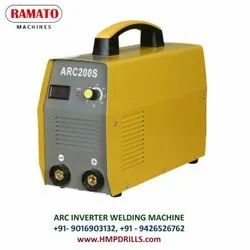 Ramato Arc 200A 1 Phase Inverter Welding Machine
