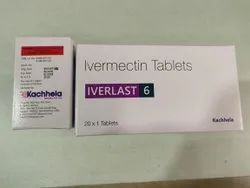 Iverlast 6mg Tablets