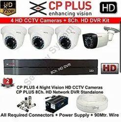 CP Plus 2.4MP CCTV CAMERA COMBO