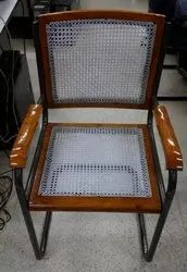 Wooden Cane Office Chairs