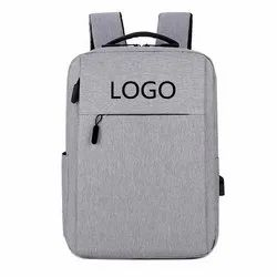 Logo Custom Durable Business Travel School Bag Cheap 15.6 Inch Student Laptop Backpack