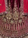 Muslim Bridal Wedding Lehenga Choli