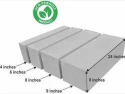 Lightweight Brick, Size: 4 in.x8x24
