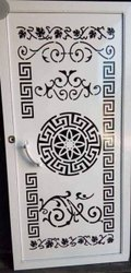 Metal Ms Safety Door, For Home