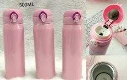 Stainless Steel Hot & Cold Flask Bottle, Capacity: 750 Ml