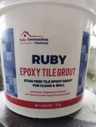 Ruby Epoxy Grout