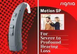 Siemens Hearing Aid Motion Sx 3px Bte