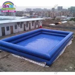 Water inflatable swimming pool