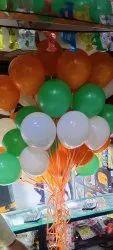 Colour full gas Balloon