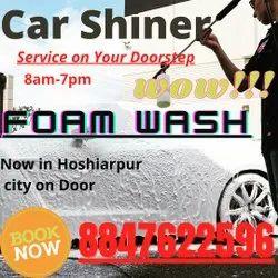 Hoshiarpur Car Foam Washing Services At Your Doorstep