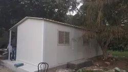 Prefabricated PUF Panel Site Office