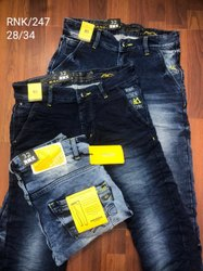 Denim Regular Fit Bandidos mens stylish jeans