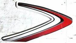 Honda CB Shine Side Panel Sticker