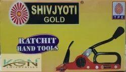 Shivjyoti Gold PP Strapping Tool