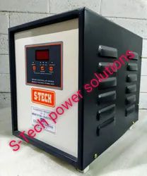 S-Tech 5 kVA Single Phase Servo Voltage Stabilizer, 140 - 270 V, 230 V